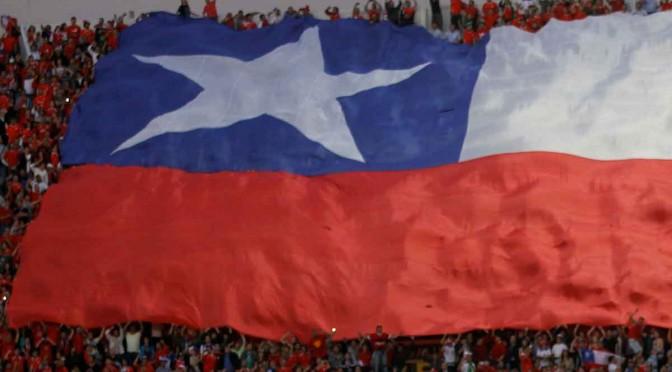 Manwomanchild – Chile La Roja