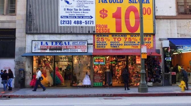 Photos of Downtown LA