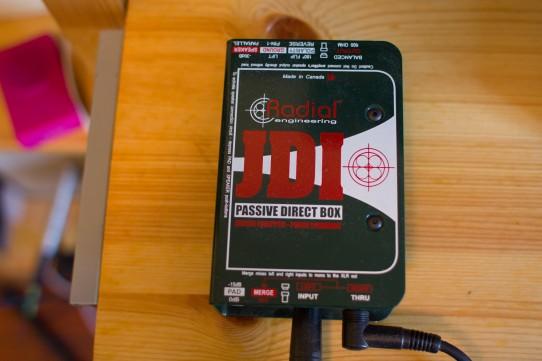 Radial DI Box